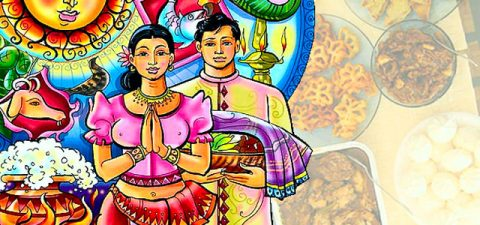Cultural Festivals, New Year Wishes