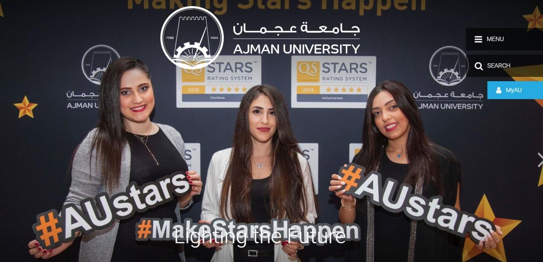 Academic Partner Icedu 2020 Ajman University
