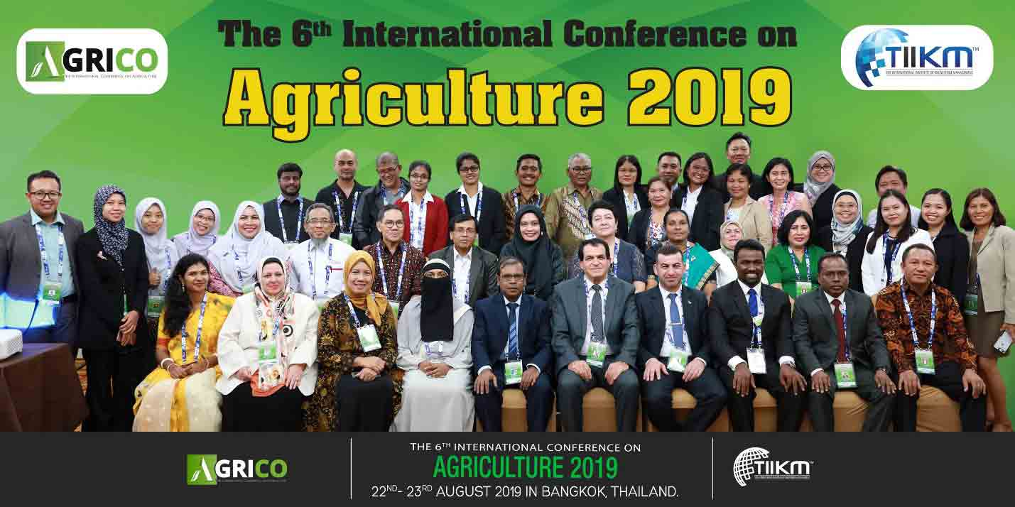 Agriculture 2019 Main