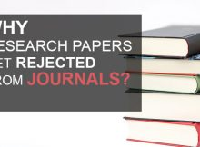 Why Research Papers Get Rejected from Journals