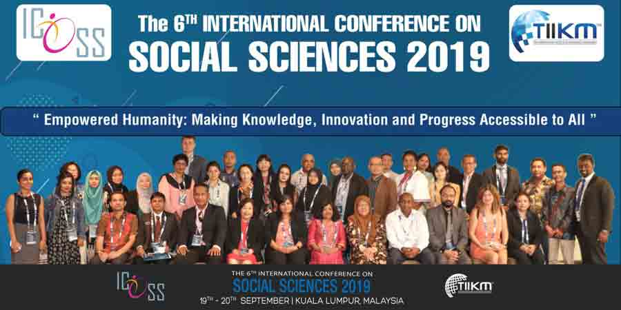 social Sciences conference 2019, social Studies Conferences