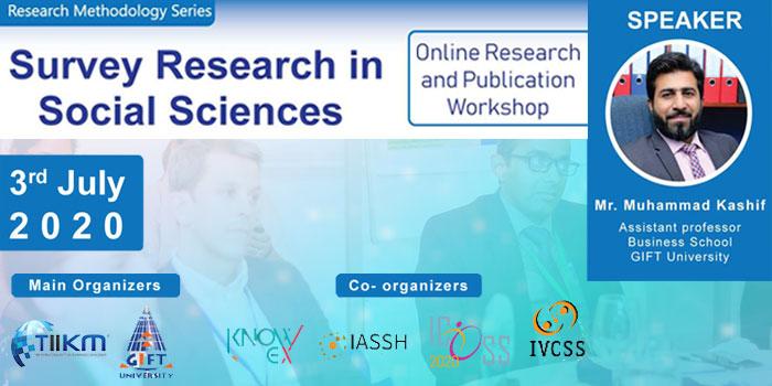 survey research in social sciences