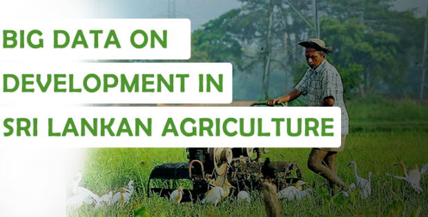 big data on development in sri lankan agriculture