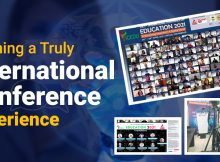 International Conference Experience
