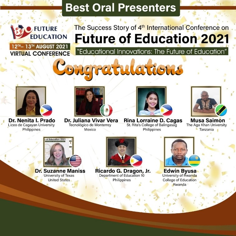 Future of Education Conference 2021